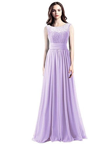 Prom Beaded Dresses House Women Gown for Formal Belle Dresses Bridesmaid Long lilac Ball Xrk180308 q4RFzw5