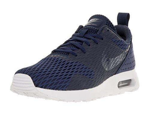Nike Men Air Max Tavas Special Edition Running Shoes, Grey, 7 Azul (Azul Marino (Midnight Navy/Midnight Navy-sl))