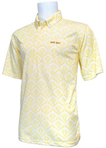 紋章柄 半袖ボタンダウンシャツ 2018年春夏モデル