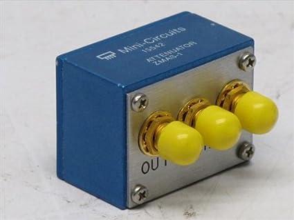 Mini Circuits ZMAS-1 Attenuator: Amazon com: Industrial