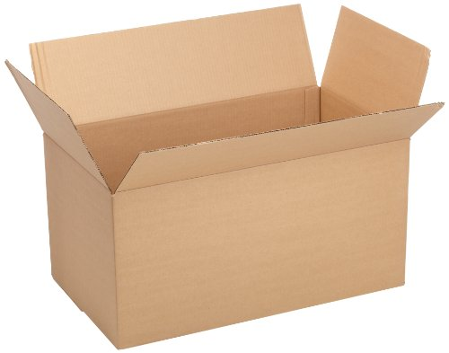 "Aviditi 281614 Corrugated Box, 28"" Length x 16"" Width x 14"" Height, Kraft (Bundle of 15) from Aviditi"