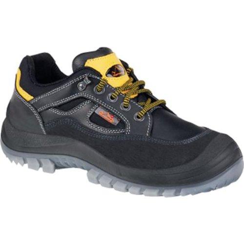Chaussures 38 Pointure M Couleur cuir Acifort Noir Noir Sécurité überkappe De rwqSB8r