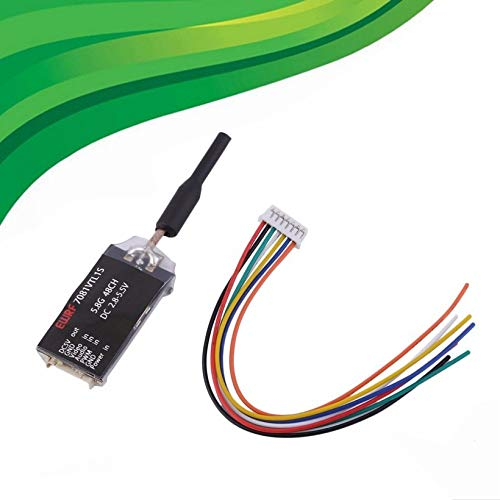 Wikiwand 1PCS 7081P EWRF 25mW Transmitter Module 5V Output Support PWM OSD Configuring by Wikiwand (Image #2)