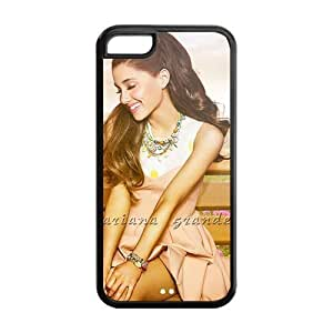 Customize American Famous Singer Ariana Grande Back Case for iphone 5C JN5C-1627