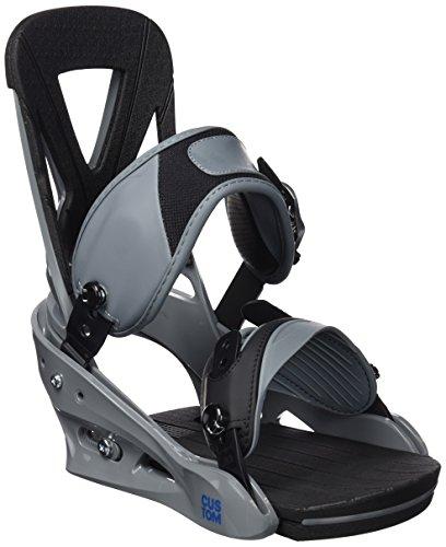 Burton Custom Snowboard Bindings - BURTON NUTRITION Burton Custom Re:Flex Snowboard Binding Mens