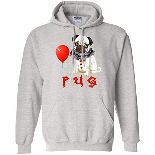 Pug - IT Film Lover, Dog Lover Hoodie, Best -