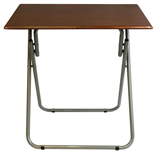 Wee's Beyond 1306 Over-Sized TV Tray Folding Table, Cherry by Wee's Beyond (Image #5)'