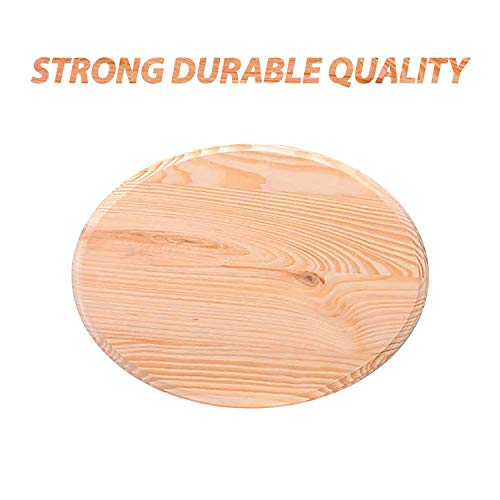 - Better Crafts Oval Large Wood Plaque, 9 x 12 inch Perfect for Unfinished Wood Crafts Projects! Pack of 2