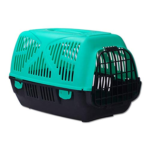 General Cage Cage Cat (Pet Porter Heavy-Duty Pet Carrier, General Air Box Consignment Pet Aircraft Cage Travel Transport Box Dog Cat Pet Cat Caves Houses (Color : T2))