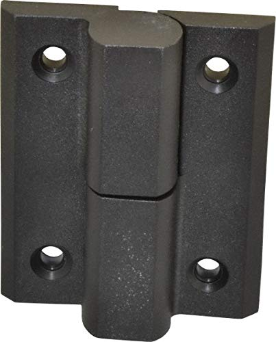 2-59/64'' Long x 2-23/64'' Wide x 0.275'' Thick, Fiberglass Reinforced Polyamide Lift-Off Hinge pack of 3 by Sugatsune