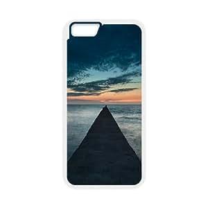 Kweet Dawn IPhone 6 Plus Case Waterscapes Dawn, Dawn, {White}