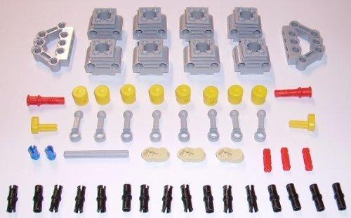 LEGO Technic 55 piezas Conjunto para un motor de 8 cilindros como conjunto 42000a