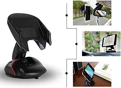 Ymz Maus Auto Halterung Kreative Navigation Multifunktions Saugnapf Auto Faltbare Handy Halterung Auto