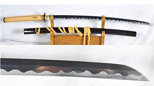Hand Made Sakabato Reverse-Edge Japanese Sword Katana