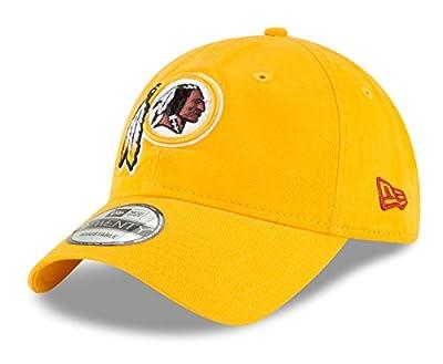 New Era Washington Redskins NFL 9Twenty Core Classic Secondary Adjustable Hat from New Era