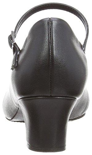 Bloch Broadway Lo - Zapatos de baile de sintético mujer Negro (Black)