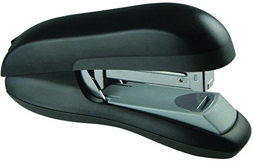 Flat Stack Stapler - Staples? Flat Stack Half Strip Stapler, 30 Sheet Capacity, Black