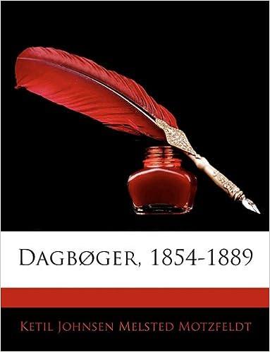 Dagbøger, 1854-1889 (Norwegian Edition)