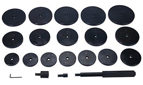 FreeTec Custom Bush Bearing Seal Driver Tool Extra Large 21pcs Kit by FreeTec (Image #1)