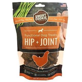 Smart Cookie Chicken Hip & Joint Dog Treats, 8Oz Bag