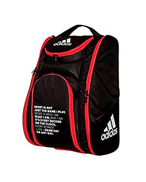 All for Padel Racket Bag MULTIGAME Paletero, Adultos Unisex, Black ...