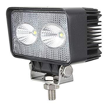 Casavidas 20W 2LED Spot Work Lamp Light Off Roads for Trailer Off Road Boat Generic