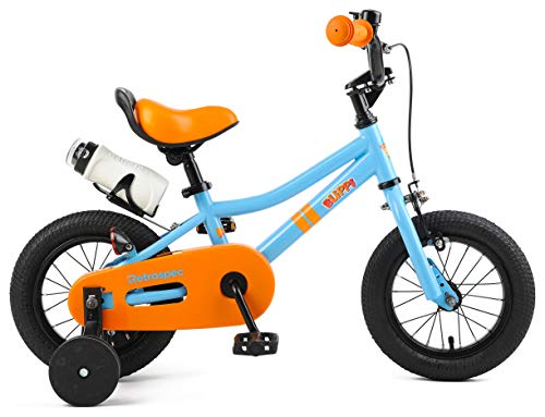 Retrospec Koda Kids Bike with Training Wheels, 12