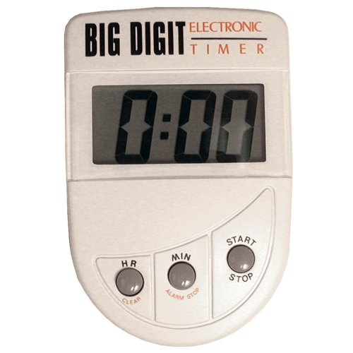 Adcraft BED-20 Big Digit Timer