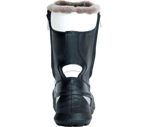 LAVORO Winter-Schnürstiefel Sicherheits-Stiefel Sicherheitsschnürstiefel NEW ICELANDICC - S3 - Größe: 41