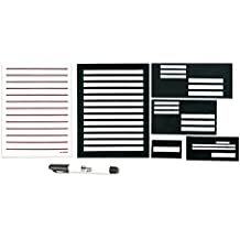 Writing Guide Kit with BoldWriter 20 Pen and Low Vision Paper