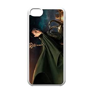 YYCASE Print Thor Loki Pattern PC Hard Case for iPhone 5C