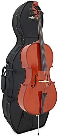 Violonchelo Plus de Estudiante 4/4 con Estuche de Gear4music: Amazon.es: Instrumentos musicales