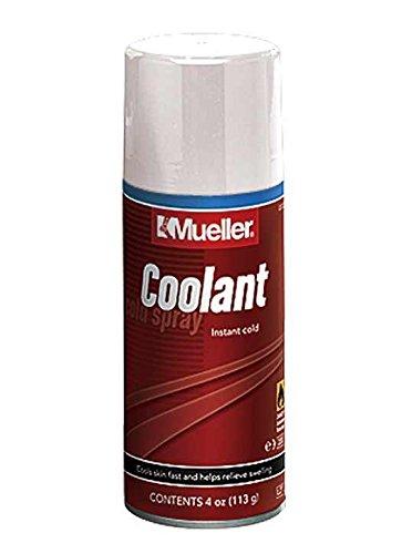 - Mueller Coolant Cold Spray 3.5 oz (113 g) aerosol spray can
