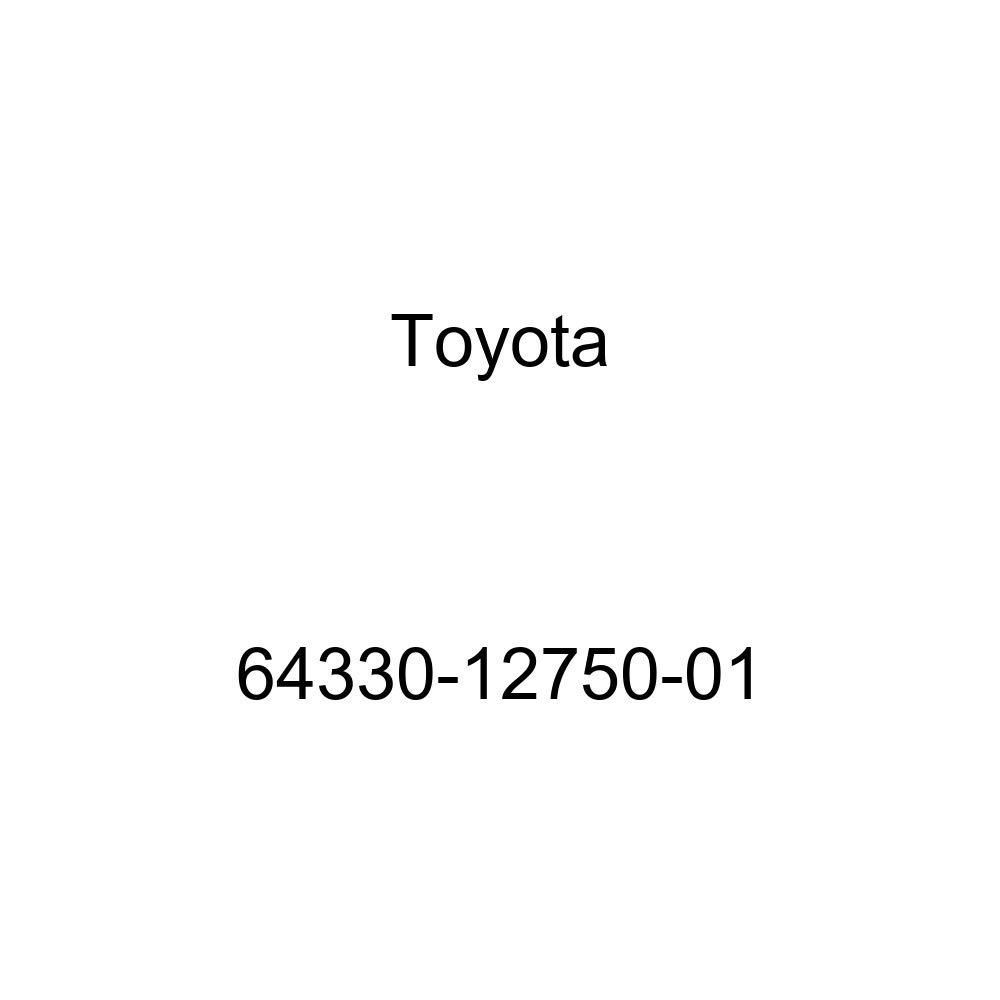 Toyota Genuine 64330-12750-01 Package Tray Trim Panel Assembly