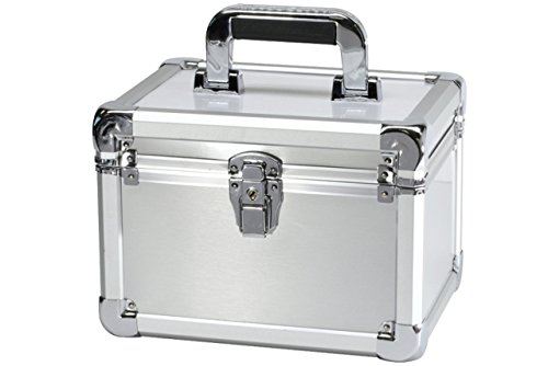 T.Z. Case International T.z Executive Series Aluminum Packaging Case, 11 X 8-1/2 X 7-3/4 in, Silver - Executive Aluminum Case