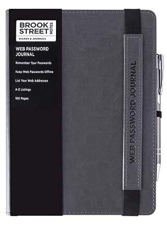 und Internetadressbuch Neue Serie Web-Passwort A5 A5 hellgrau