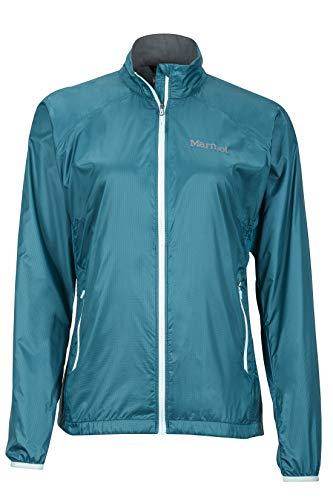 - Marmot Women's Ether Driclime Jacket, Deep Lake, Large