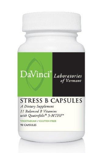 Davinci Laboratories Stress B Capsules, 90 Count