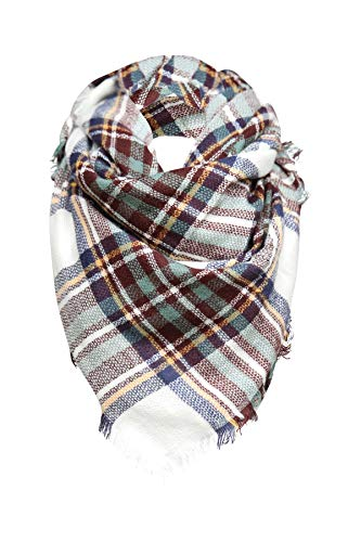 Plaid Tartan Woodland Blend...