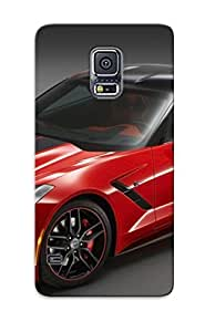 Crazinesswith IEOPvMc909kcJox Case For Galaxy S5 With Nice 2013 Chevrolet Corvette Concepts At Sema Appearance