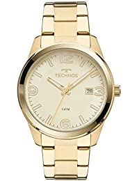 Relógio Feminino Technos Analógico 2115MNA/4X Dourado