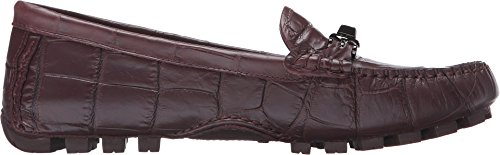 Womens Closed Arlene Warm Loafers Coach Oxblood Toe gEdnxq