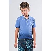 Moda  Polos - Blusas e Camisetas na Amazon.com.br 55e19110932b7