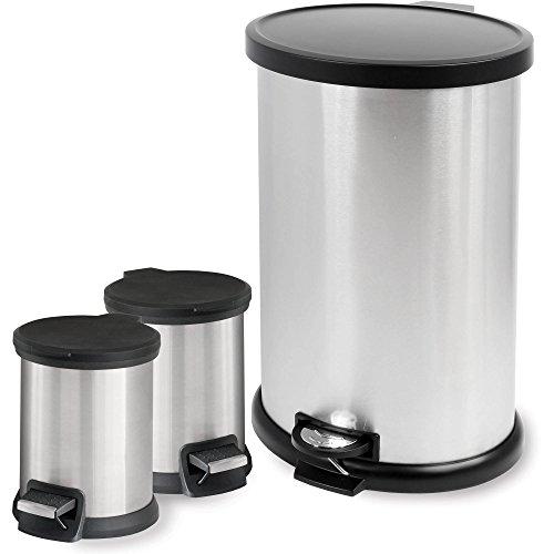silver bullet trash can - 6