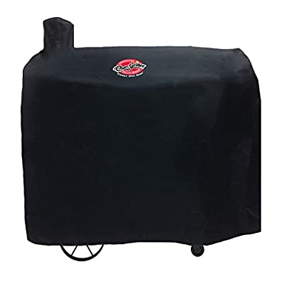 Char-Griller 9155 Pellet Grill Cover Fits #9020 and #9040 Grills made by  legendary Char-Griller