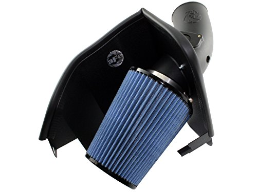 (aFe Power Magnum FORCE 54-30392 Ford Diesel Truck 03-07 V8-6.0L (td) Performance Intake System (Oiled, 5-Layer Filter))