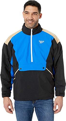 Reebok Unisex Classics Anorak Jacket Black Large