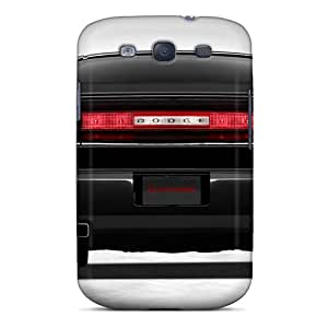 LavernaCooney Samsung Galaxy S3 High Quality Hard Cell-phone Case Support Personal Customs Vivid Dodge Challenger Pictures [gCT13842rxnv]