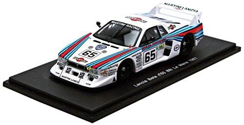 1/43 Lancia Beta Motecarlo Turbo 8th Le Mans 1981 E.Cheever-M.Alboreto-C.Facetti #65 S1894