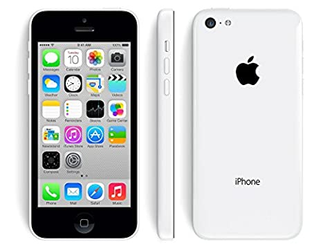 Apple iPhone 5c a1532 8GB White Smartphone for T-Mobile (Unlocked) (Apple Iphone 5c 8 Gb Unlocked)